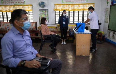 Philippines reports 239 new coronavirus deaths, second-highest daily casualty figure