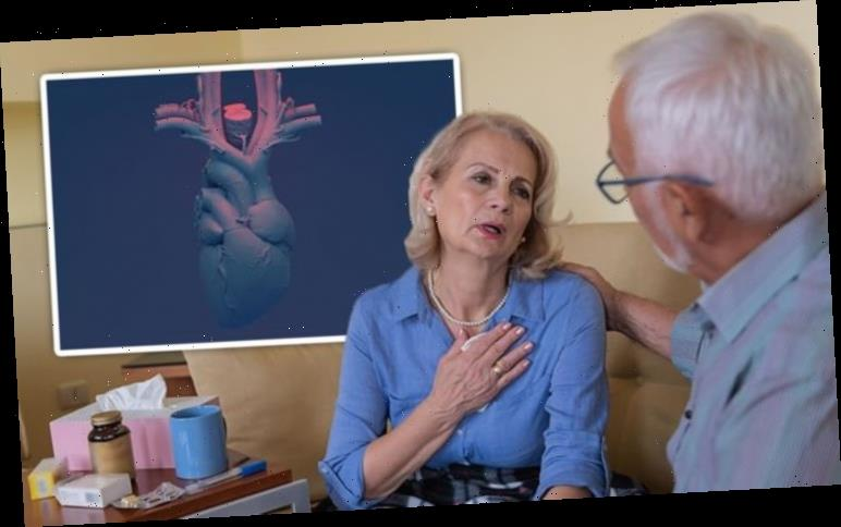 Heart attack: Five tips to reduce your risk of the life-threatening condition
