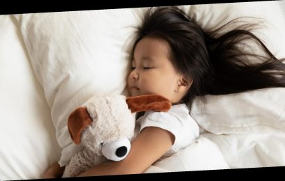 Doctor-Approved Hacks To Help Your Kids Sleep Through The Night