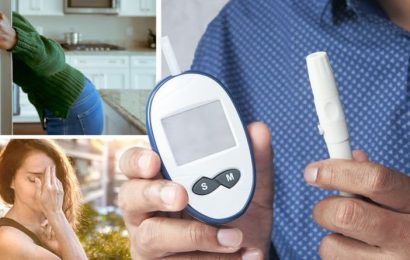 Diabetes type 2 symptoms: Dr Mosley shares the main warning signs of high blood sugar