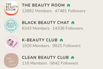 Black Women Leading the Beauty Conversations on Clubhouse