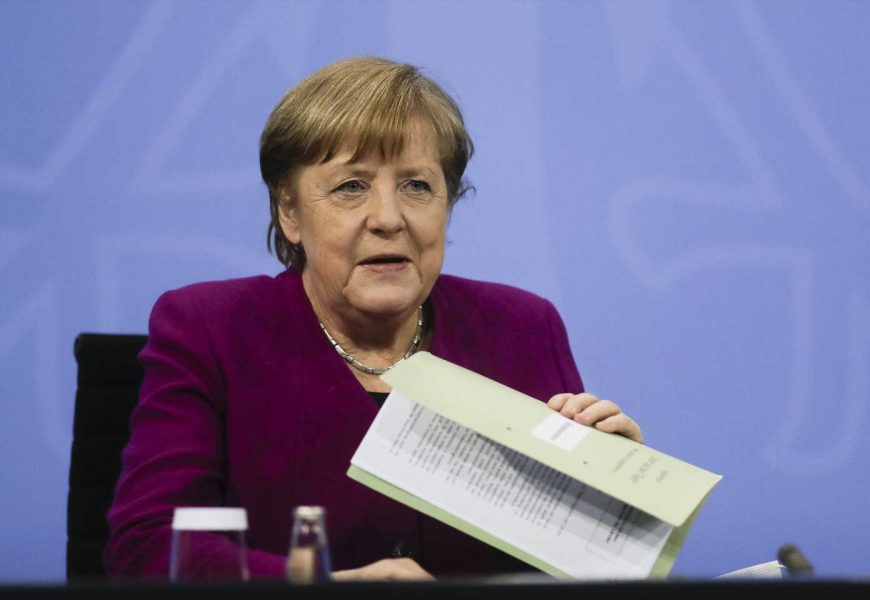 Germany extends lockdown but paves way to relax more rules