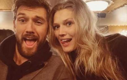 Alex Pettyfer and Wife Toni Garrn Expecting First Child: 'Life Is Definitely Changing Forever'