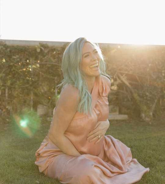 Pregnant Hilary Duff Talks About Her Kids' Book as Due Date Nears