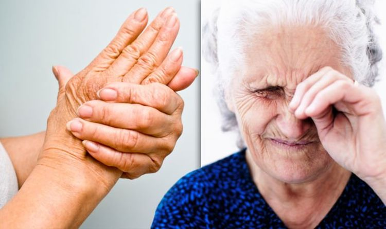 Arthritis symptoms: Four signs 'you may not realise' are caused by rheumatoid arthritis