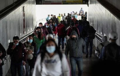 Colombian capital to hold another weekend lockdown