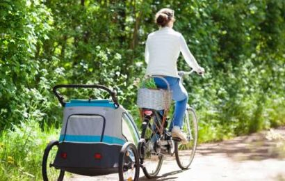 Easy-to-Use Baby Bike Trailers for Your Family Outings