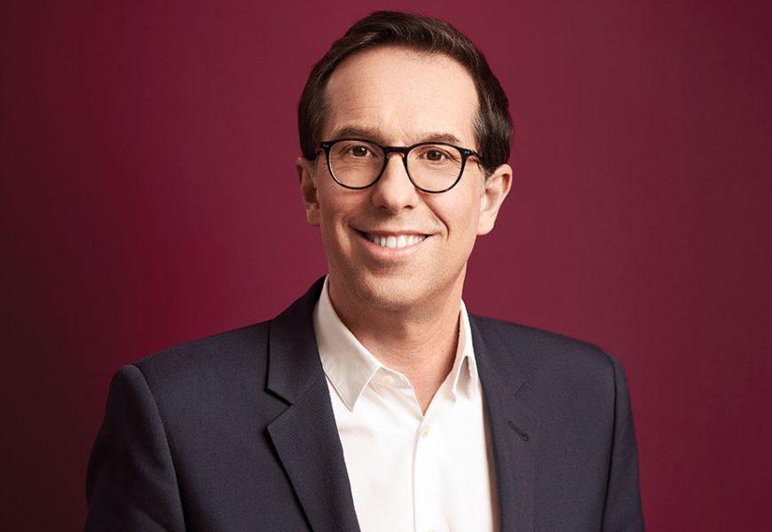 Team Leader: L'Oréal's Nicolas Hieronimus