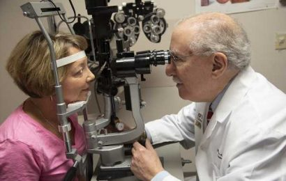 Treatment not always needed to prevent vision loss in patients with elevated eye pressure