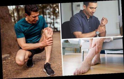 Arthritis: Seven early signs of rheumatoid arthritis to spot to prevent disability