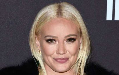 Hilary Duff Breast-Feeds 1-Week-OId Daughter Mae: I Do 'a Lot of This'