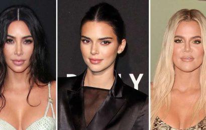 Kardashian-Jenners and Celebs Rally Around Khloe K. After Photoshop Drama