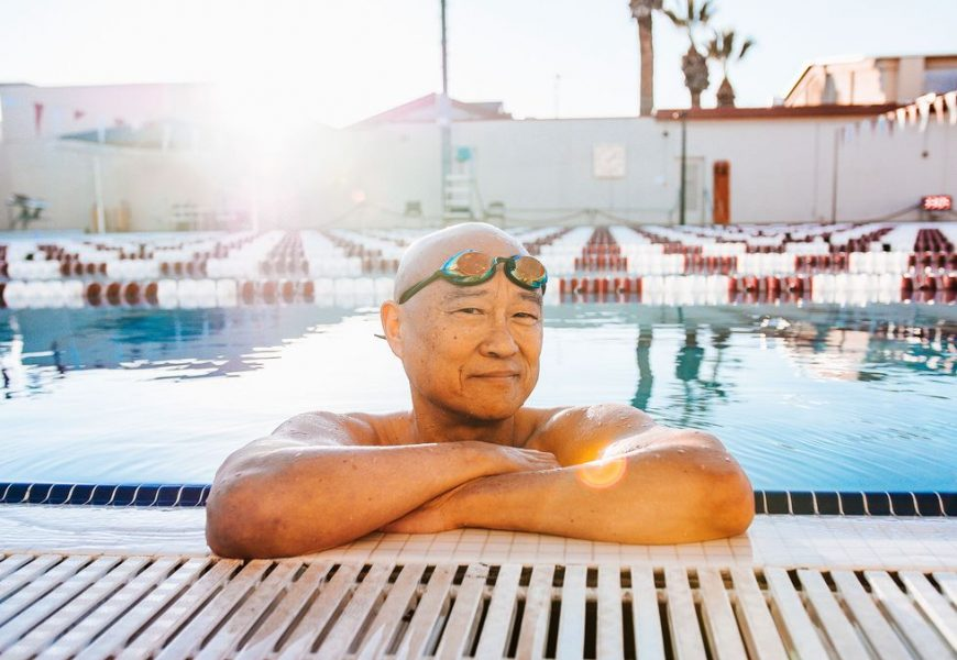 An Elite Swimmer Shared the Secret to Smashing World Records at Age 66