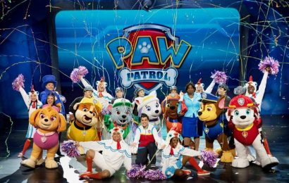 Nickelodeon's PAW Patrol Live! At Home Brings Interactive Theater Experience to Fans' Living Rooms