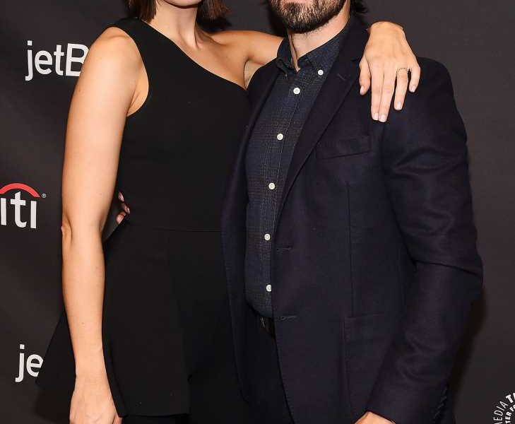 Milo Ventimiglia Says Mandy Moore's Son Gus Came to Visit This Is Us Set: 'It Was Exciting'