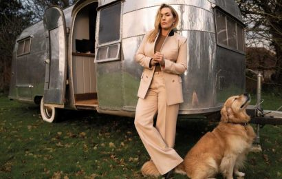 Kate Winslet Had to 'Stay Very Fit' to Take 'Grown Men Down to the Ground' in New HBO Series