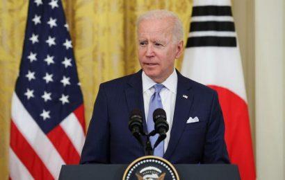 Biden says U.S. intelligence community divided on COVID-19 origin
