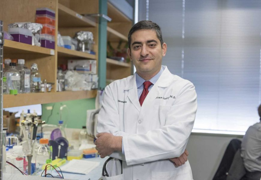 Cleveland clinic researchers identify new drug target for treating aggressive prostate cancer