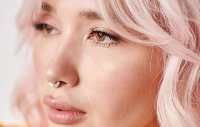 Mistakes You're Making When Taking Care Of A Septum Piercing