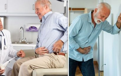 Prostate cancer symptoms: Achy bones may be a tell-tale sign tumour has spread