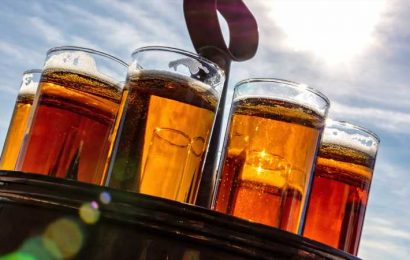 The Real Reason Beer Makes You Bloat