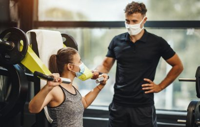 When Is It Safe To Go Back To The Gym After Getting The COVID-19 Vaccine?