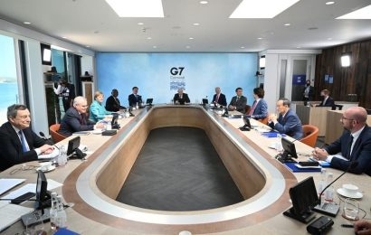 G7 split on reallocating $100 billion IMF funds to COVID-hit nations