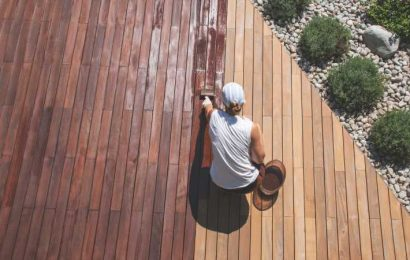 Here's What You Need To Do To Prep Your Deck For Summer
