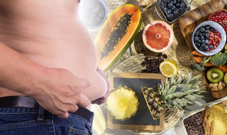 How to lose visceral fat: One diet swap proven to shrink belly fat within 10 days