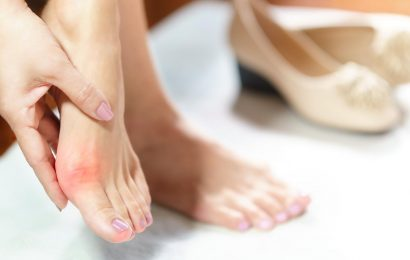 The Real Reason You're Having Foot Pain