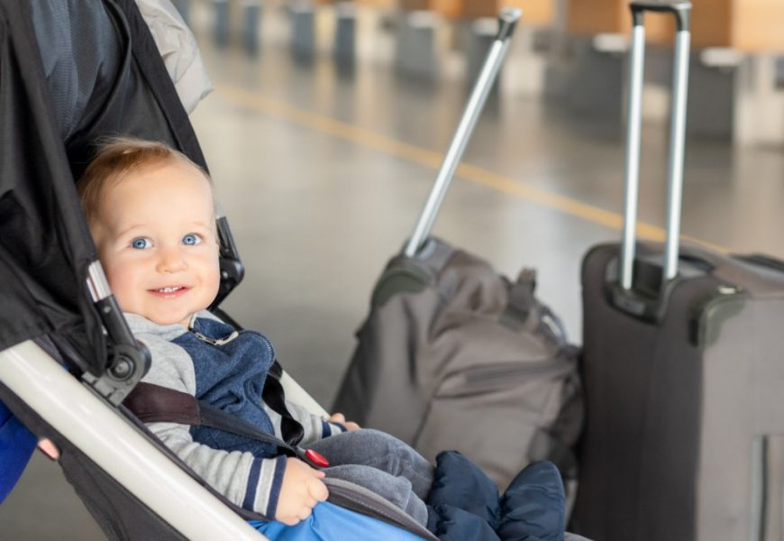 These Travel Bags Make Carrying a Single Stroller Easy