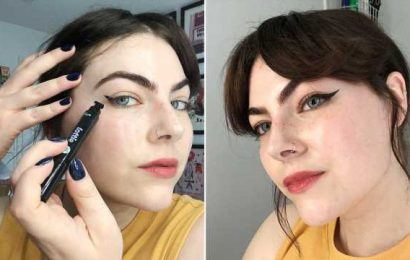 TikTok Discovered an $8 Eyeliner Stamp for People Who Suck at Cat-Eyes