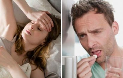 Best ways to cure a hangover – 4 things to do before bed and in the morning