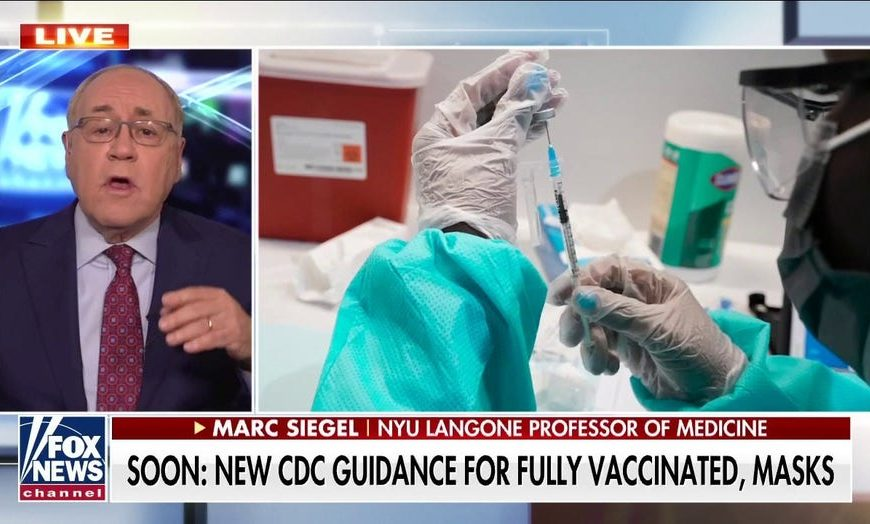 CDC recommends fully vaccinated wear masks in certain indoor areas, advises universal masking for schools