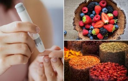 Diabetes diet: Three 'diabetes superfoods' to lower your risk of high blood sugar symptoms