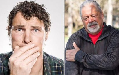 Heart attack symptoms: Six bodily sensations signalling you're at risk