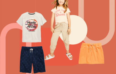 The Coziest Back-to-School Activewear for At-Home & In-Person Learning