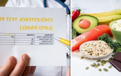 What is normal cholesterol level? 5 food swaps to lower cholesterol