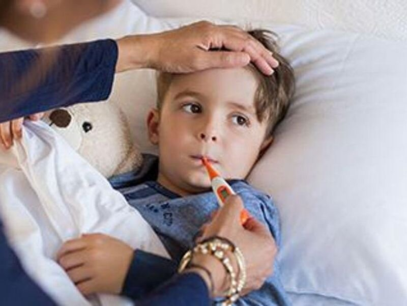 Babies, toddlers spread COVID faster in the home than teens do, according to study