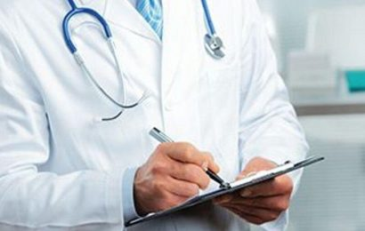 Is the demise of the doctors white coat near?