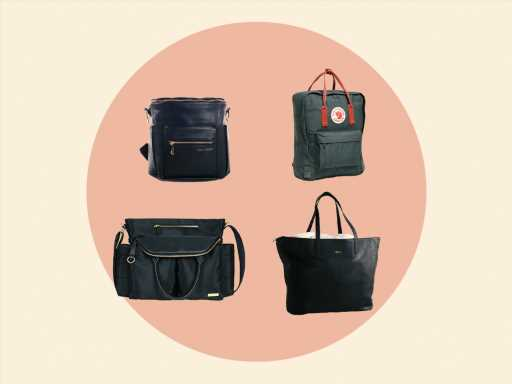 The Chicest Diaper Bags in Disguise