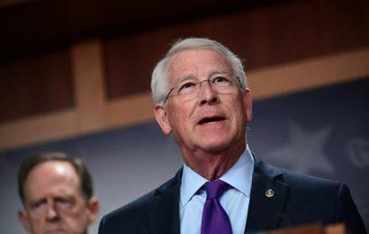 U.S. Senator Wicker of Mississippi tests positive for COVID-19