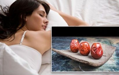 How to sleep: The red fruit that helps to 'induce and sustain sleep' – how much to eat