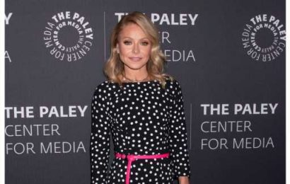 Kelly Ripa Says Leaving Son Joaquin at College Was 'Brutally Painful'