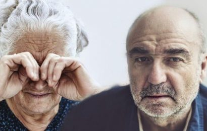Parkinson's disease: The three non-motor early symptoms of the condition found in the eyes