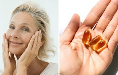 Anti-ageing supplements: The best 4 vitamins and minerals for ageing skin