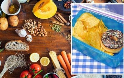 Arthritis and diabetes diet: The 7 food swaps you should make right now