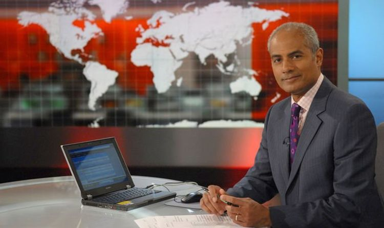 BBC newsreader George Alagiah's cancer spreads forcing him to step back from TV work
