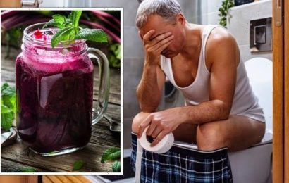 Blood in your bowel movements? 6 foods that cause 'blood' in stools