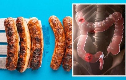 Bowel cancer diet: The foods to CUT from your diet